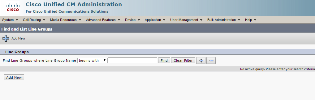 Cisco Call Manager Hunt Group Configuration – Blame The Network